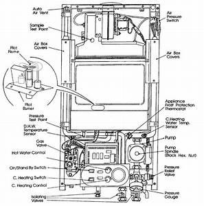 Boiler Parts  Baxi Boiler Parts List