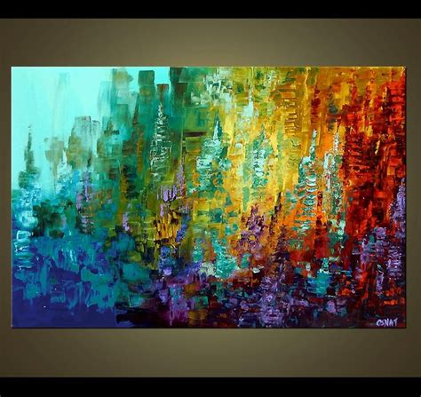 17 best ideas about abstract paintings on modern paintings gold leaf