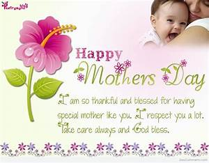 Happy Mother's Day – Special Mother - DesiComments.com