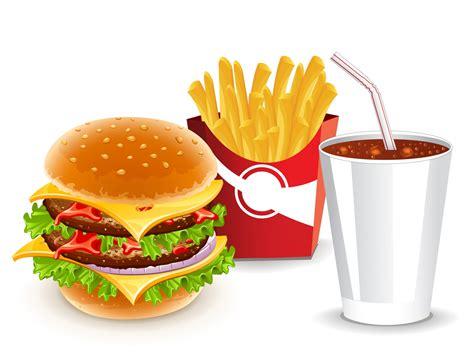 cuisine fast food fast food free vector 4vector