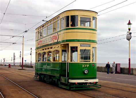 roller blind blackpool tramway worldwide trams wiki