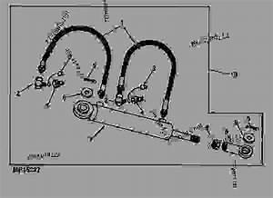 John Deere F910 Parts Diagram