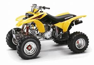 1999-2002 Honda Fourtrax 400ex Service Manual