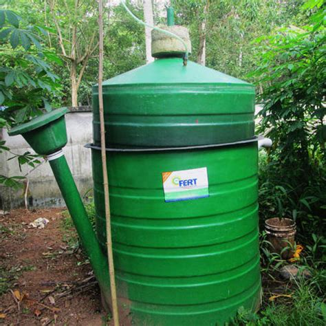 fert home biogas plant  natural power source rs