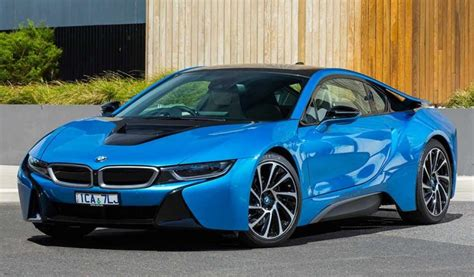 Bmw I8 Specifications