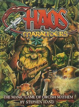 chaos marauders wikipedia