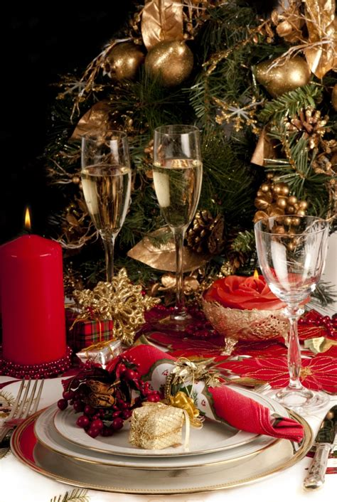elegant christmas table settings ideas kitchen table centerpieces kitchen and dining table