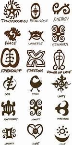 Ancient Symbols of Love | of vector ancient style symbols ...