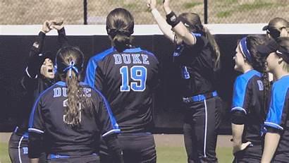 Duke Softball Cheer Fever Spring Celebrate Ways