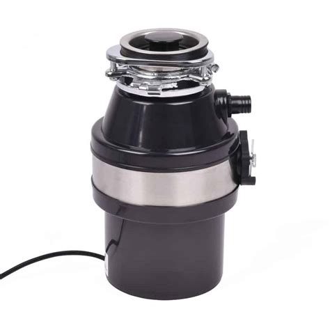 kitchen garbage disposal best shallow garbage disposal for tight kitchen spaces