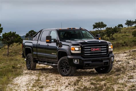2017 Gmc Sierra 2500hd All Terrain X Reporting For Off