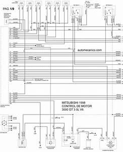 Wiring Diagram Mitsubishi L300