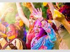 Future Dates for the Hindu Holi Festival