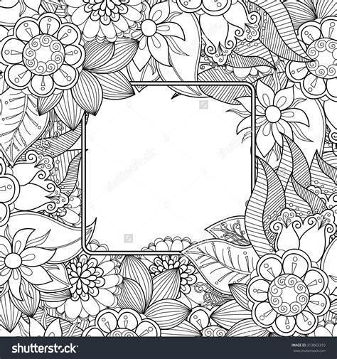 pin  betty thompson  zentanglepattern flower