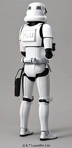 1  6 Storm Trooper Bandai Star Wars English Manual  Color