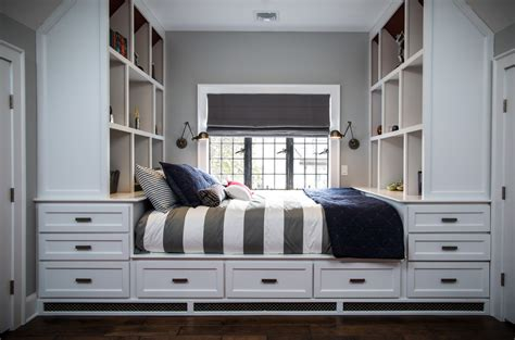 low cost home interior design ideas gorgeous captains bed in transitional with