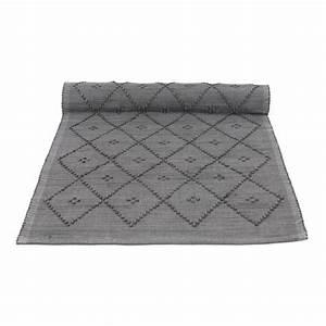 tapis laine diamond gris naco decoration smallable With tapis laine gris