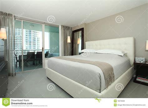 chambre à coucher de luxe photo stock image du haut