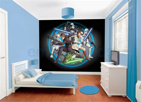 Decoration Wars Maison D 233 Coration Chambre Garcon Wars