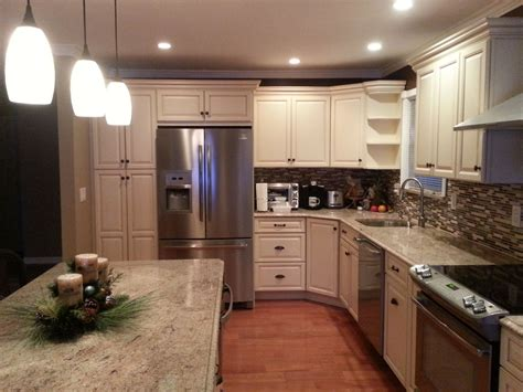Custom Kitchen Furniture by Furniture Awesome Semi Custom Kitchen Cabinets With L