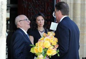 Rupert Murdoch Attends Funeral Of Mother Dame Elisabeth In ...