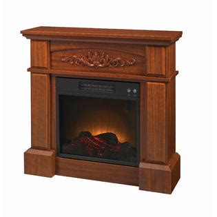 essential home carter electric fireplace