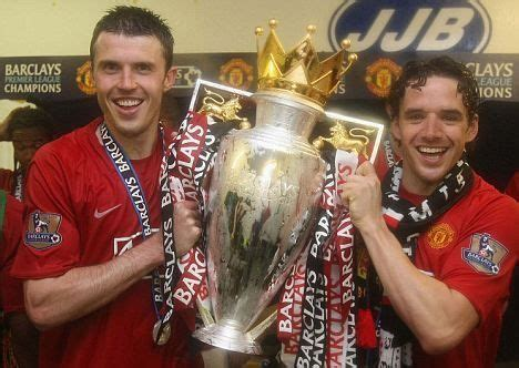 Michael Carrick & Owen Hargreaves, Manchester United