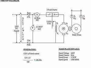 Theory Of Dc Shunt Motor