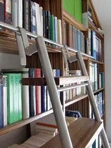 Leiter Für Bücherregal : paul m bel innenausbau holzbadewannen ~ Michelbontemps.com Haus und Dekorationen