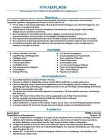 talent agency resume exles insurance resume sle