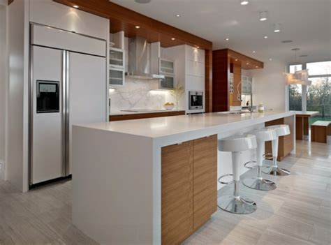 comptoir de cuisine blanc comptoir de cuisine en 31 idées design