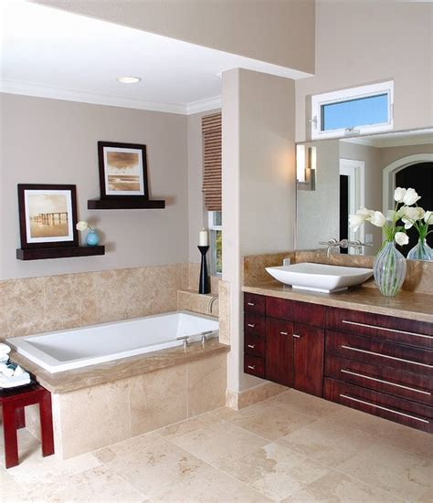 residential spaces contemporary bathroom san diego