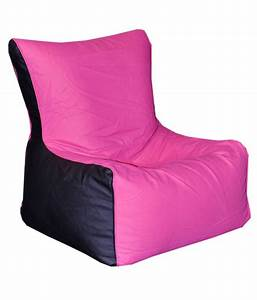 buy, 1, get, 1, free, -, filled, bean, bag, chair, xxl, pink, and, black, , filled