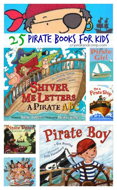 pirate activities for books 380 | pirate activities for kids 25 books