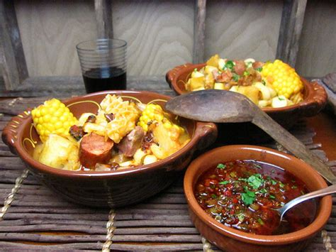 argentinean cuisine locro de mondongo argentine soul food we are never