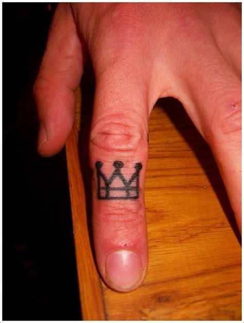 fabulous crown tattoos     styles weekly