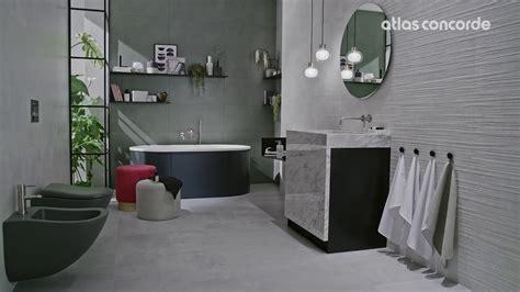 Designer Fliesen by Residential Bathroom Concrete Look Boost