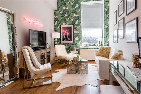 A Fashion Blogger's Tiny Nyc Apartment
