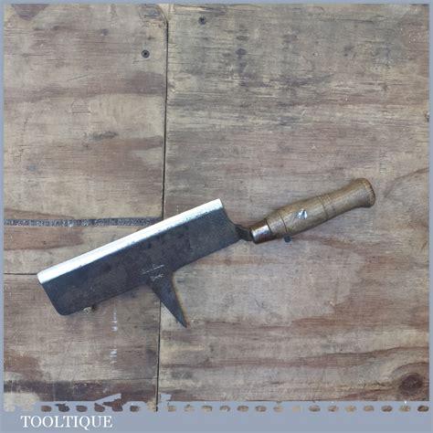 vintage elwell sax   roof slaters axe tool