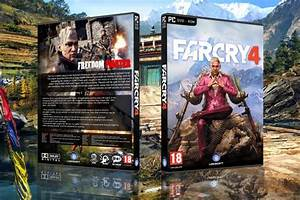 Far Cry 4 PC Box Art Cover by chatura