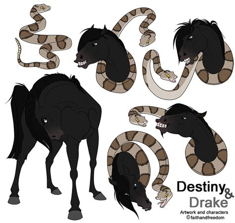 faithandfreedom snake horse favourites