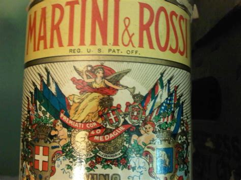 vintage martini martini rossi vintage vermouth bottle red sweet 375 ml