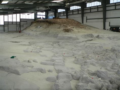 Ashfall Fossil Beds by File Ashfall Fossil Beds Hubbard Rhino Barn 3 Jpg