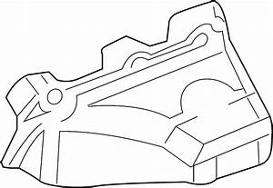 Pontiac G6 Exhaust Manifold Heat Shield