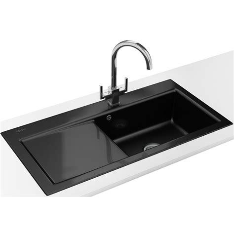 franke ceramic kitchen sinks franke mythos designer pack mtk 611 ceramic black sink and 3519