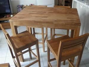 Table De Salon Alinea : endearing table haute alinea id es de design logiciel in ~ Premium-room.com Idées de Décoration