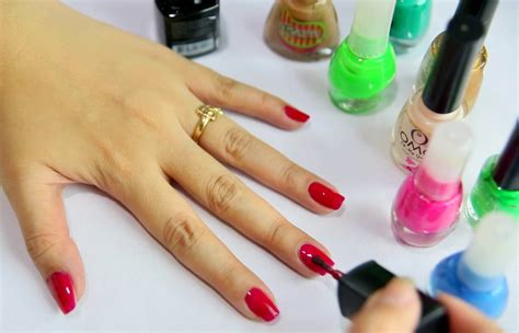 nails colors how to choose nail colour that suits you 6 steps