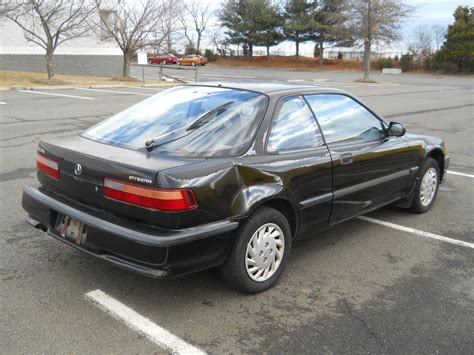 Acura Integra Manual Transmission by 1993 Acura Integra Rs Hatchback 3 Door 1 8l With Manual