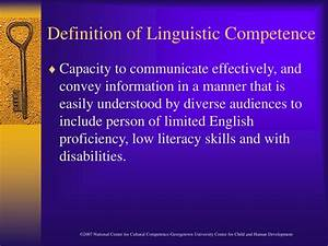 PPT - Family-Ce... Competent Definition