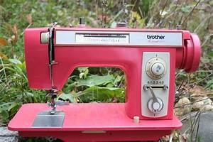 Pink Brother Sewing Machine | Vintage Sewing Machines ...
